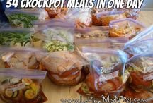 Freezer Meals & Crockpot Recipes