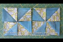 Quilting video tutorials / by Teresa DownUnder