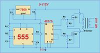 555 / 555 integrated circuit