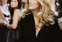 Serena Van der Woodsen Fashion