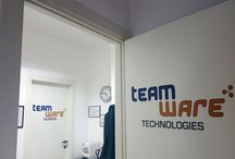 TeamWare Informatica: our spaces