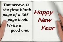 New Years Quotes - by Haven