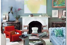 mantel envy / by Jessica Claire Interiors