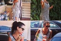 Celebs Love Robeks / Celebrities who have been seen out and about with Robeks