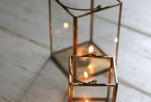 Gold Lanterns / New GOLD Lanterns! We now stock gold lanterns in 3 sizes and gold terrarium lanterns in 2 sizes.