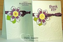 Beautiful Bunch/Bloom for You SU! / by Linda Santy