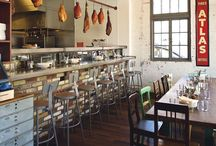 South USA Cafés