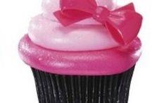Dark pink party