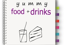 Yummy food + drinks / by Chris Dwerry