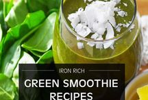 iron rich smoothie recipes