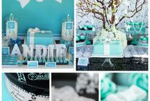 Breakfast @ Tiffany Party Ideas