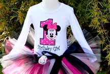 Minnie mouse bday / by Lucy Ortiz-Lopez