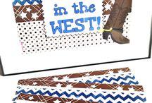 Western School Theme / by Kayla Sadd