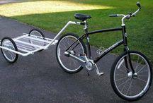 Remolque para bicy