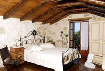 Villas & Apartments / The traditional studios,apartments and villas are decorated with natural materials and warm colors, giving an even stronger sense of authentic luxury! Check more here: http://goo.gl/VLshu8