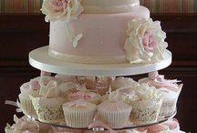 bolo e doces