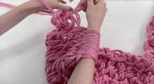 tricô  de mão