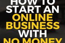 Online Business / How to Start your Own Online Business & Make Money from Home. Top Online Business Ideas.