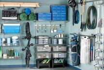 Storage & organization / by Lindsay Dudzik