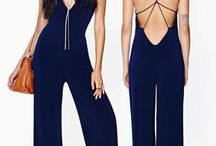 Fashion Jumpsuits / by Emily Dandial