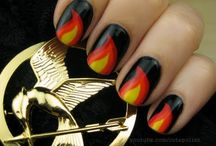 Hunger Games obsession / by Tara Mulkey
