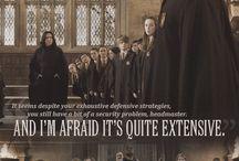I obsess - Harry Potter