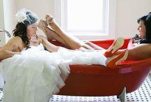 Bridesmaid Duties / by Keli Riemersma