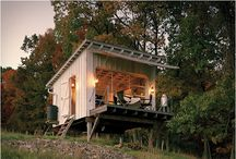 summer houses and cabins