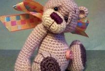 Crochet - Bears !