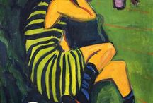 Avant-garde art / Vanguard painting.  Isms : expressionism , impressionism , futurism , surrealism , conceptual art , pop art ... You can share wonderful paintings and works that are original and innovative.