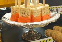 Construction Birthday Parties