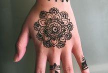 Happily Henna'd
