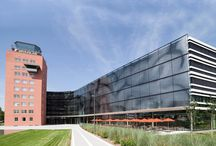 M100 by LAMM M100 by LAMM at Brainlab Headquarters Riem Tower in Munich, Germany