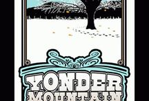 Yonder Mountain String Band Posters / by PosterScene.com