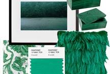 groen Pantone