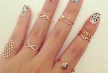 #Knuckle Rings