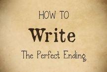 Writing - Ending