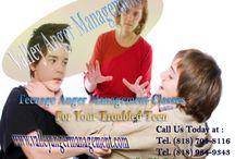 Teenage Anger Management Classes !!