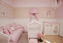 Bebek odası dekorasyon