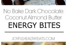 Granola / Protein Balls and Energy Bars