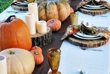 ~Thanksgiving/Fall~ / by Ashley Roger
