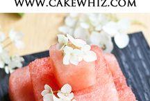 Foodie cakes