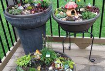 Nápady zahrada