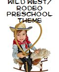 Preschool Rodeo/Go Texan/Texas