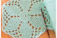 Doilies and delicate crochet