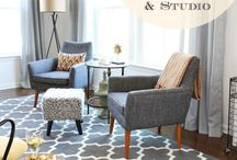 Living rooms / Sitting area furniture