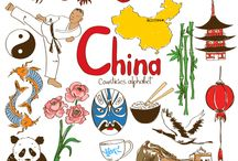 China-5th Grade Country Project