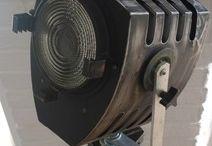 Lamps tripod