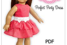 Kotton Candy Doll Patterns / by Kristin Cornell