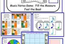Music games